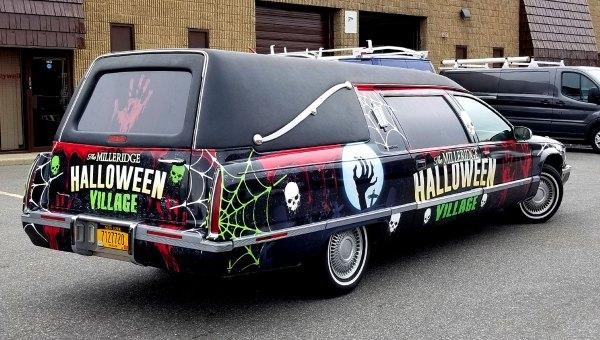 Millridge Inn Halloween