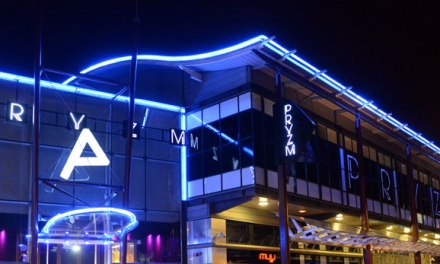 Illuminating Signage for Pryzm