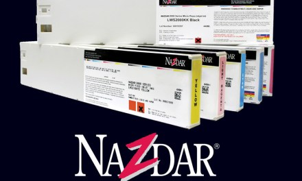 Free inks from Nazdar!