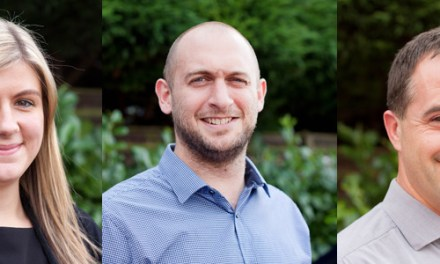 Colourgen makes three key sales appointments