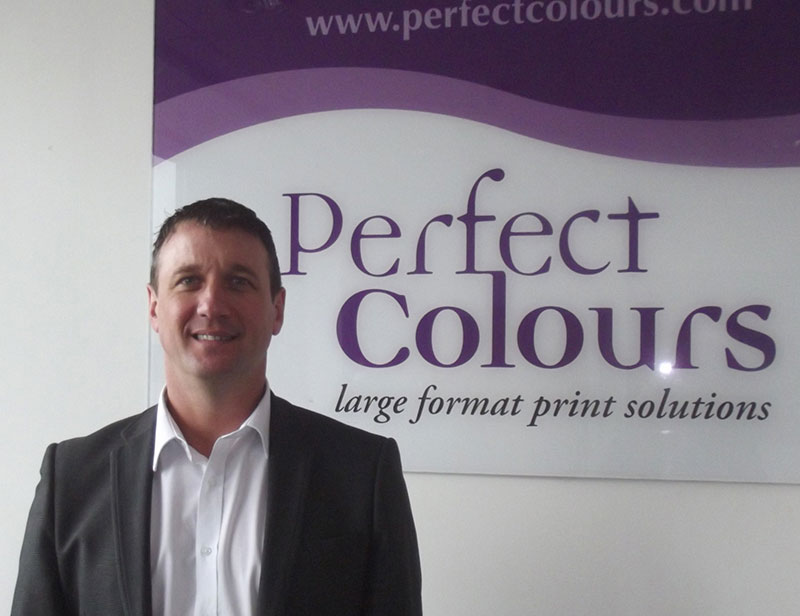 Perfect Colours appoint Graphics and Colour director