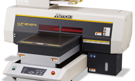 Mimaki UJF-3042FX becomes even more accessible