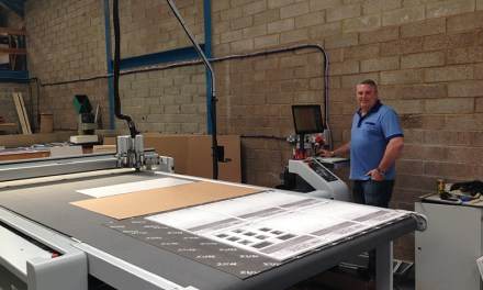 Allprint Display has sights set on packaging with Zünd upgrade