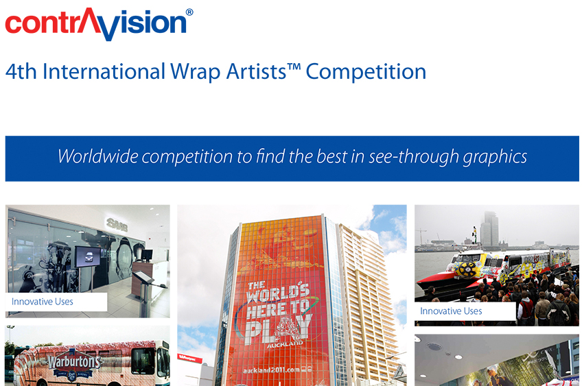 Calling all wrap artists!