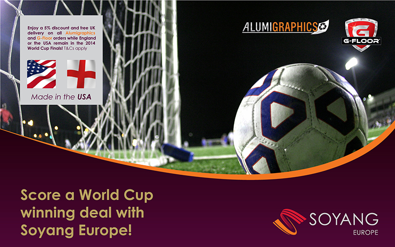 Score a winning deal with Soyang's World Cup Offer