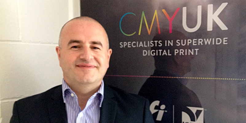 Michael Crook joins CMYUK