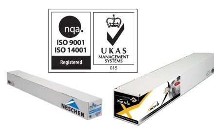 ISO accreditations for ArtSystems