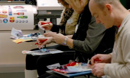 Grafityp's textile workshops are back