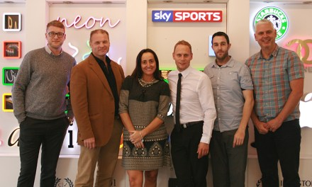 Six new recruits at Trade Signs