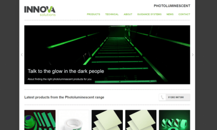 New website for Innova