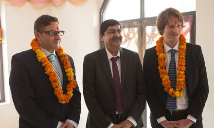 Durst produces ink in India