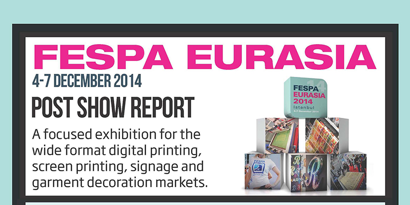 FESPA Eurasia to continue success in 2015