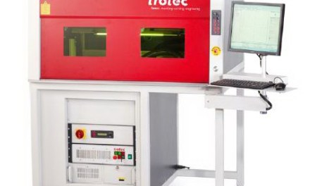 Trotec to launch SpeedMarker laser