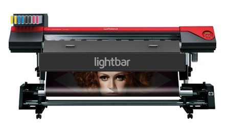 See the Lightbar at Haydock Park!