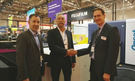 SMP seals the deal at FESPA