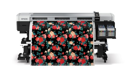 Epson's complete package for high-volume textile printing