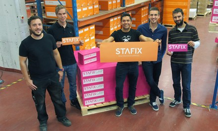 Stafix makes its FESPA debut