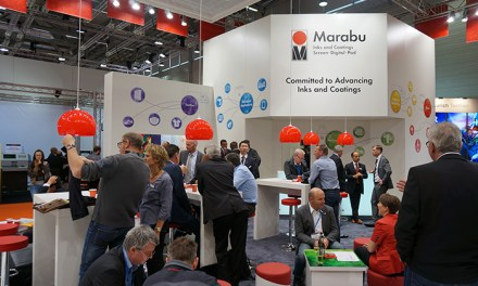 Marabu shows its versatility