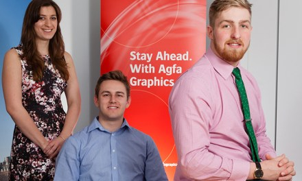 Agfa recruits new generation