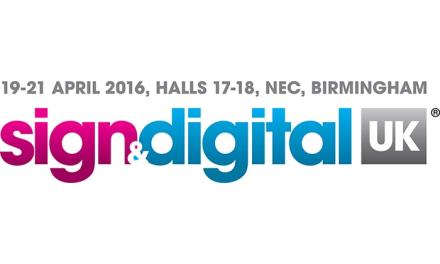 Sign & Digital UK 2016 goes live!
