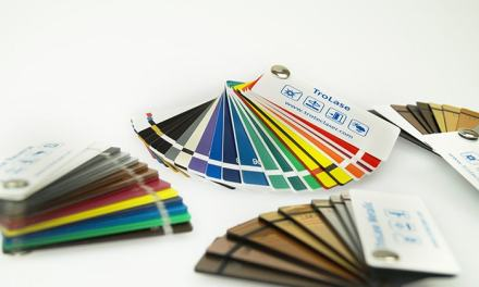 Trotec launches new range of engraving materials