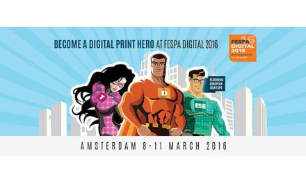 Gain super powers at FESPA!