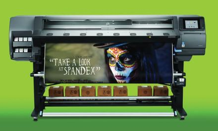 Spandex completes its printer portfolio