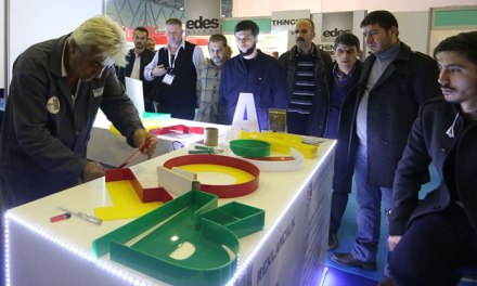 FESPA Eurasia 2015 shows significant growth