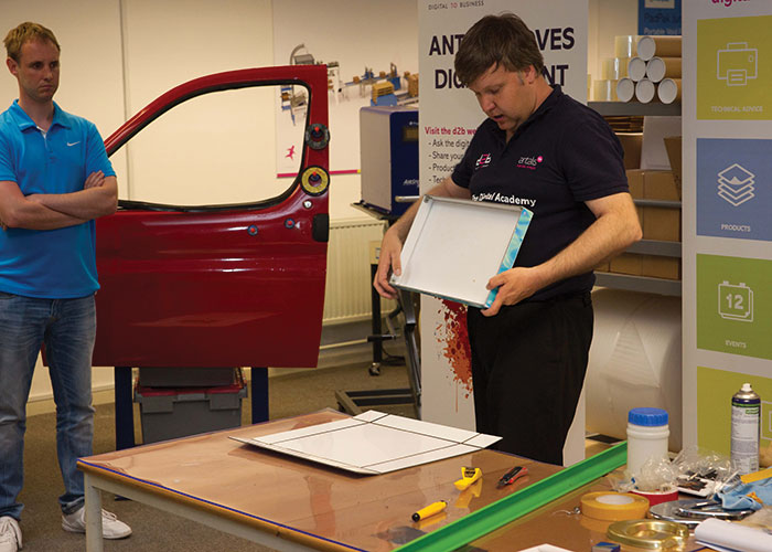 Antalis expands workshops