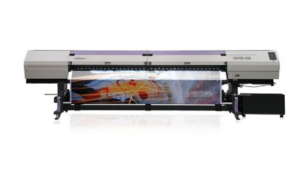 An unprecedented demand for the Mimaki UJV55-33