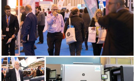 HP commits to The Print Show