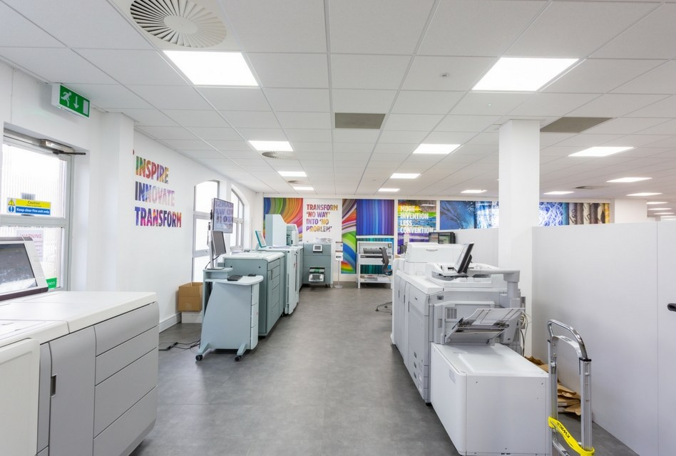 Canon helps customers unleash the power of print