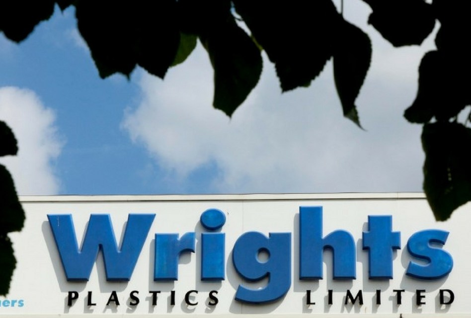Wrights Plastics and Mid West Displays report success