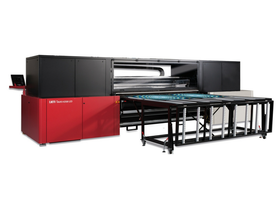 Agfa hones in on UV LED curing technology