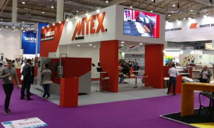 MTEX launches three new printers at FESPA