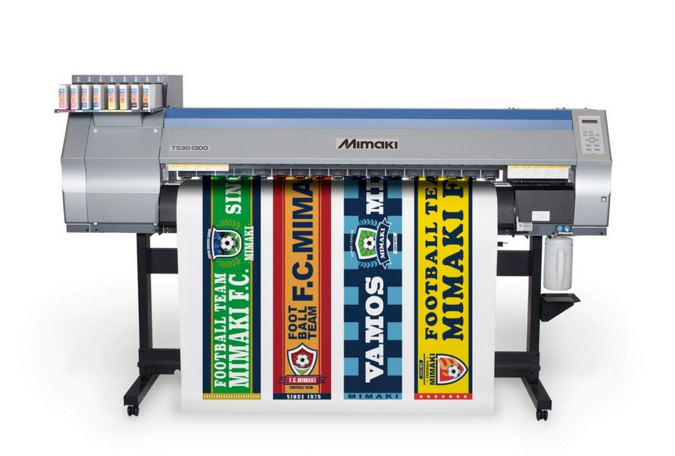 New Mimaki textile printer offers myriad possibilities