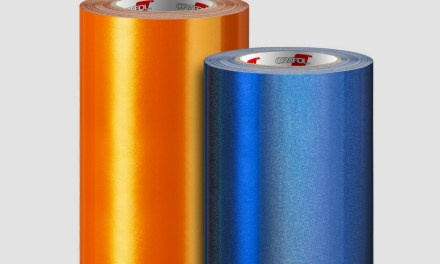 Orafol's new wrapping film offers new colours
