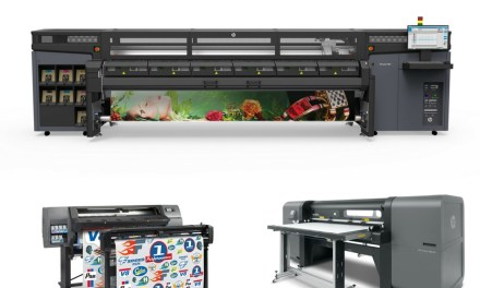 HP reinvents the possibilities at FESPA 2017