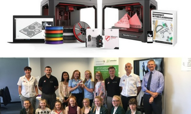 MakerBot expands the possibilities at N.A. College