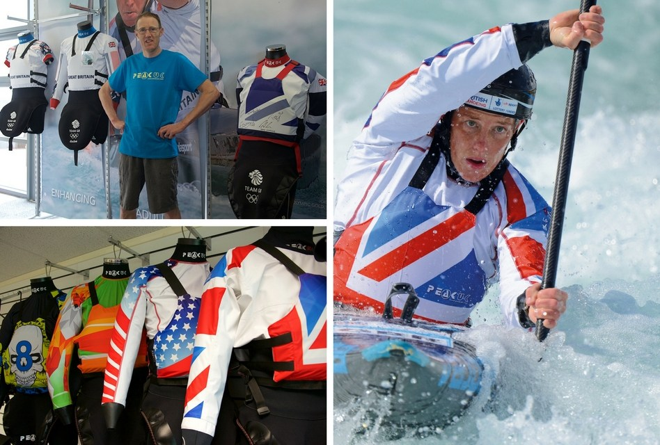 Keeping Team GB afloat