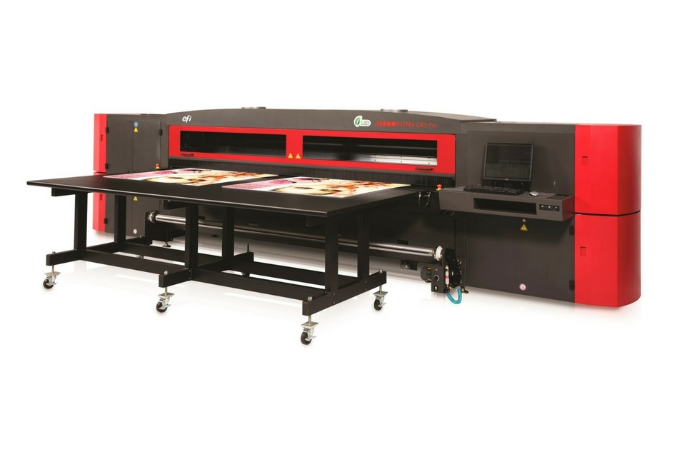 EFI and Xeikon commit to The Print Show