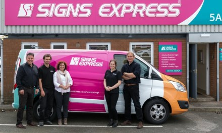 Signs Express opens new centre in Scarborough