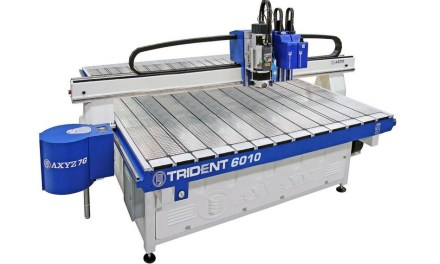 AXYZ to demonstrate Trident print finishing system