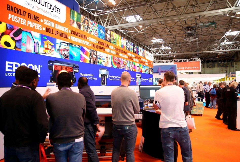 Colourbyte to highlight Epson printers at The Print Show