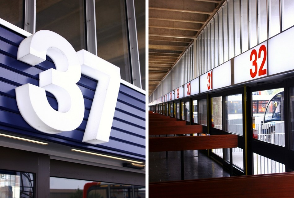 Signs Express to sign Preston's iconic bus station