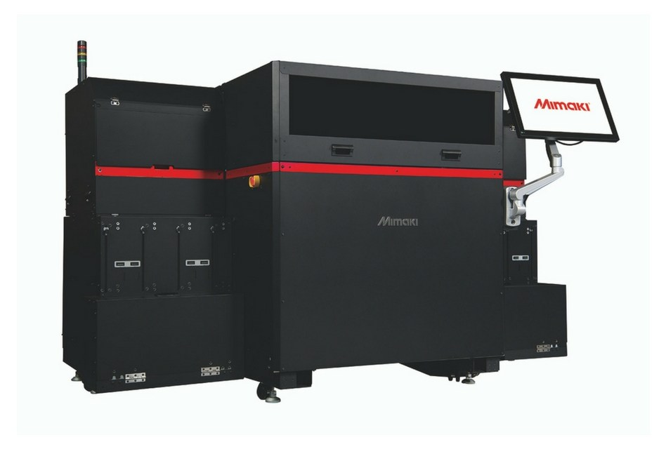Mimaki to show at formnext 2017