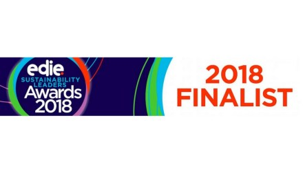 Avery Dennison a finalist in the 2018 Sustainability Leaders Awards