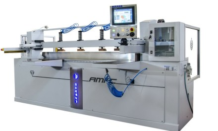 New diamond polishing machine gives acrylic the edge