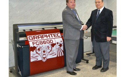 SAi supplies Flexi-based software for Graphtec plotters