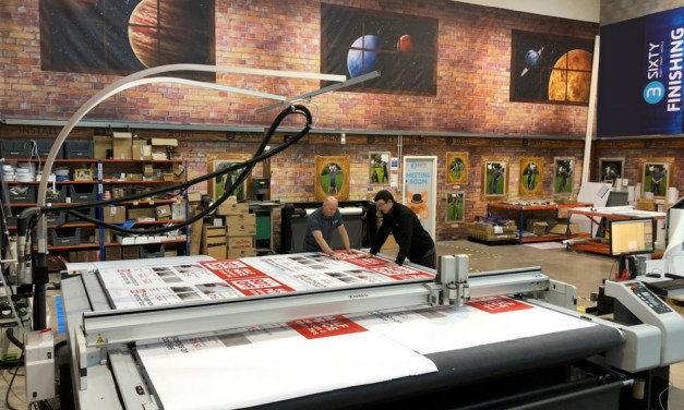 3 Sixty expands its creative display solutions